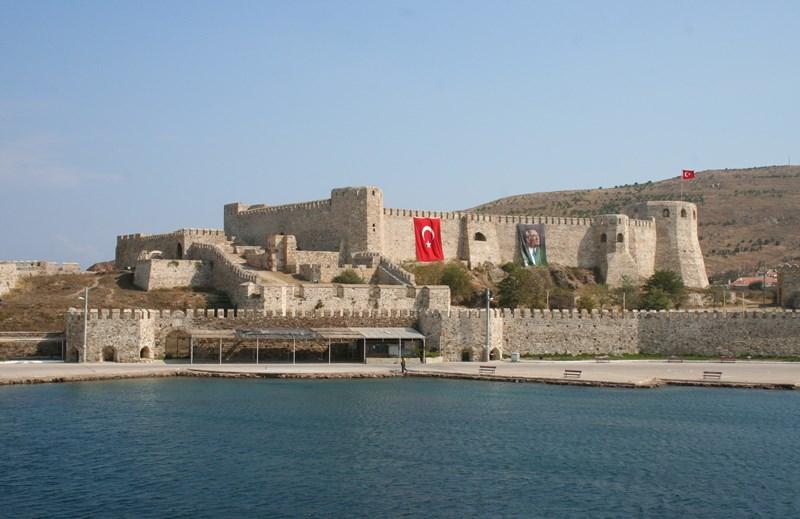 Türkiye'nin Kültür Mirası Bozcaada Kalesi